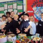 Year 6 Boys host Macmillan Cancer Morning_1024