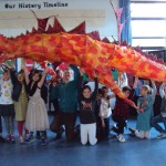 Our Magnificent Dragon