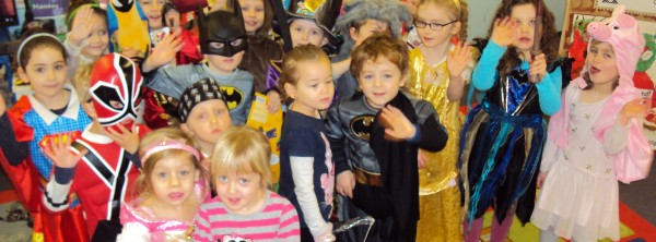 Our first World Book Day!